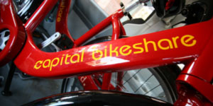 Capital Bikeshare Transportation