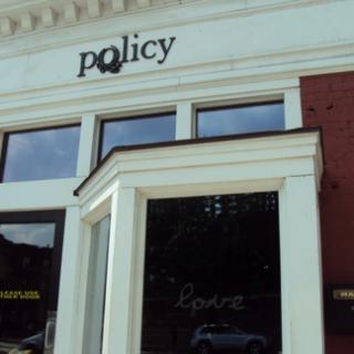 Policy Restaurant - Walk Through Energy Assessment